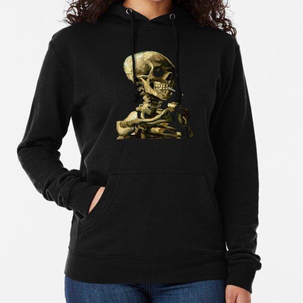 Skull Hoodie Black Yellow Green Red Skulls Pattern top Funny Gifts idea