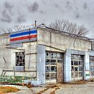 Garage in ruins by henuly1
