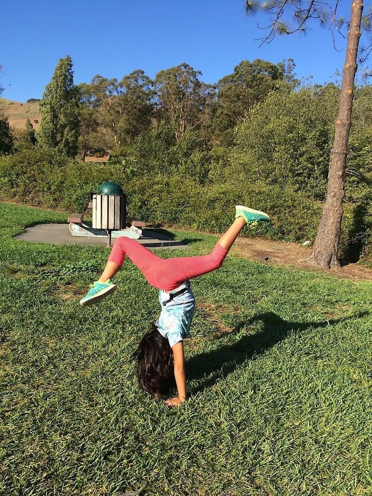 Inspiring gymnast girl by romiyrerruchigu