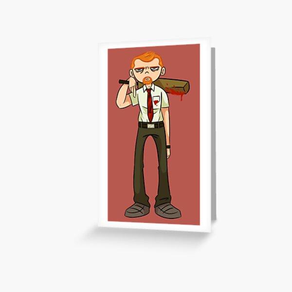 Shaun Greeting Card