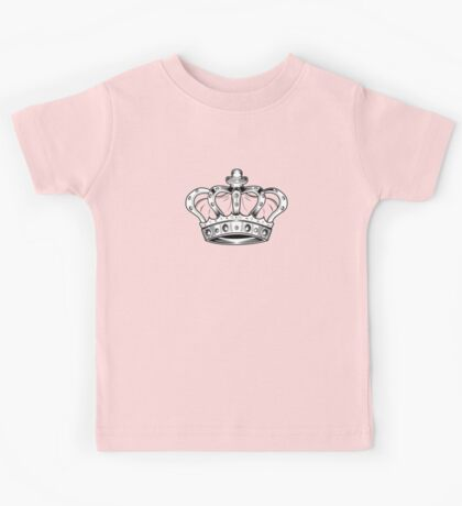 Crown - Pink Kids Clothes