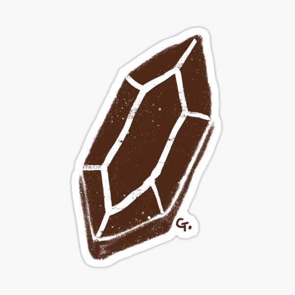Rubys zelda gingerbread Sticker