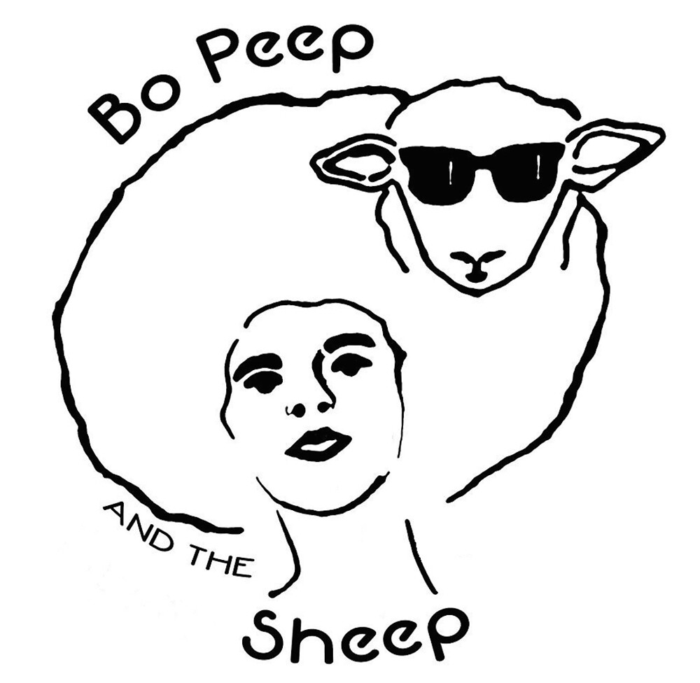 Bo Peep and the Sheep by colinmedvic