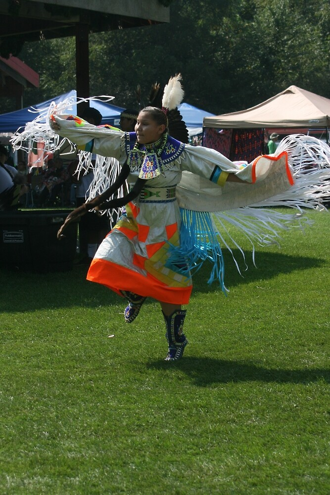 Shaw Dancer by wolf6249107