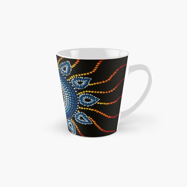 Aboriginal Art Tall Mug