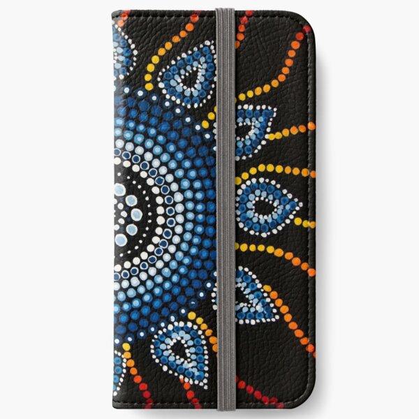 Aboriginal Art iPhone Wallet