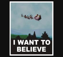 I Want to Believe (Santa Claus)