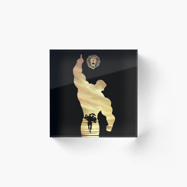 Escanor - Seven Deadly Sins Acrylic Block