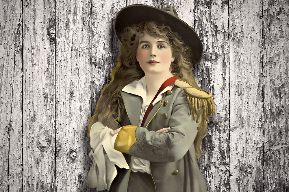 Annie Oakley by Peggy Collins