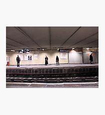 Underground Photographic Print