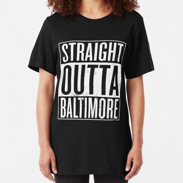 Stadium Prints Baltimore BAL Short-Sleeve Unisex T-Shirt