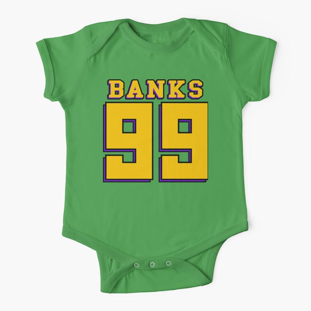 Adam Banks Baby One-Piece