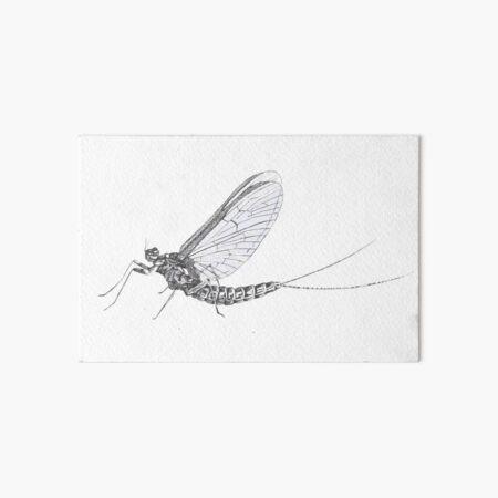 May fly - may not... Art Board Print