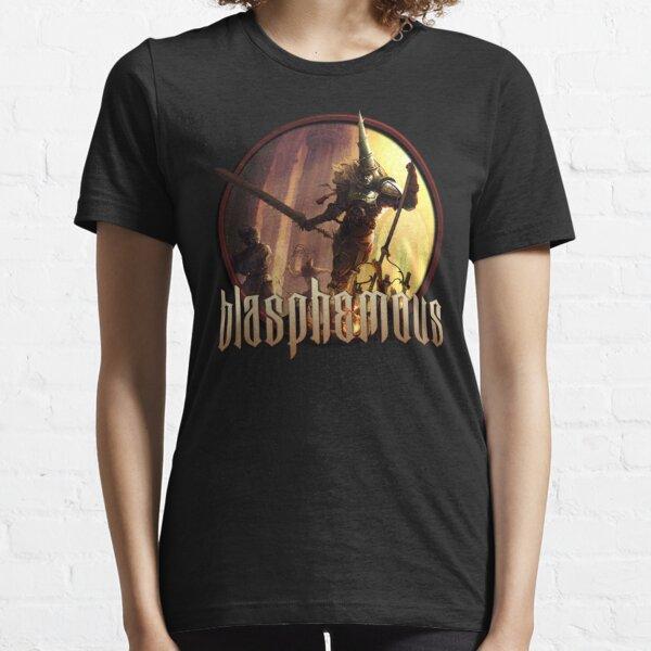 Blasfemo Camiseta esencial