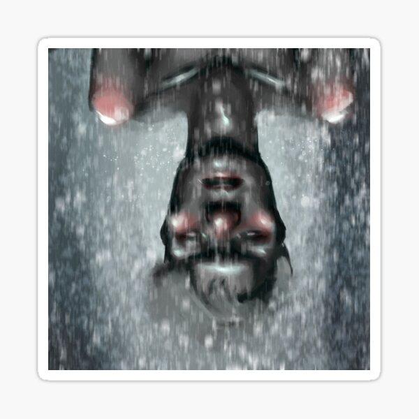 It's snowing men Sticker
