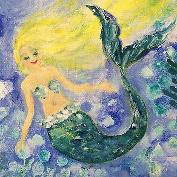 Mermaid  by romiyrerruchigu