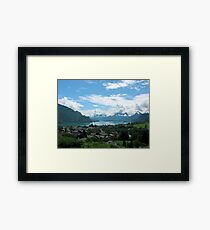 Wolfgangsee - Austria Framed Print