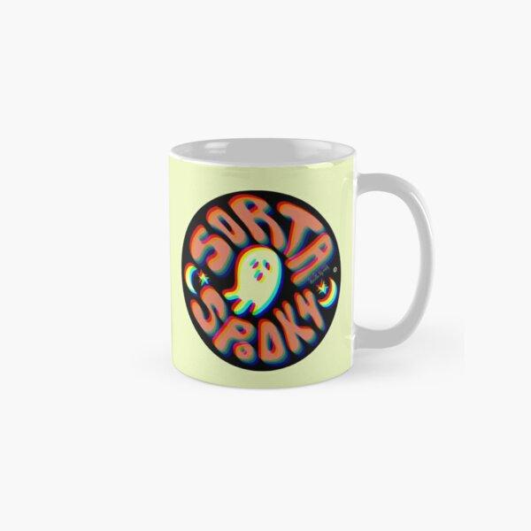 Sorta Spooky © 3D Classic Mug