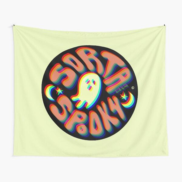 Sorta Spooky © 3D Tapestry