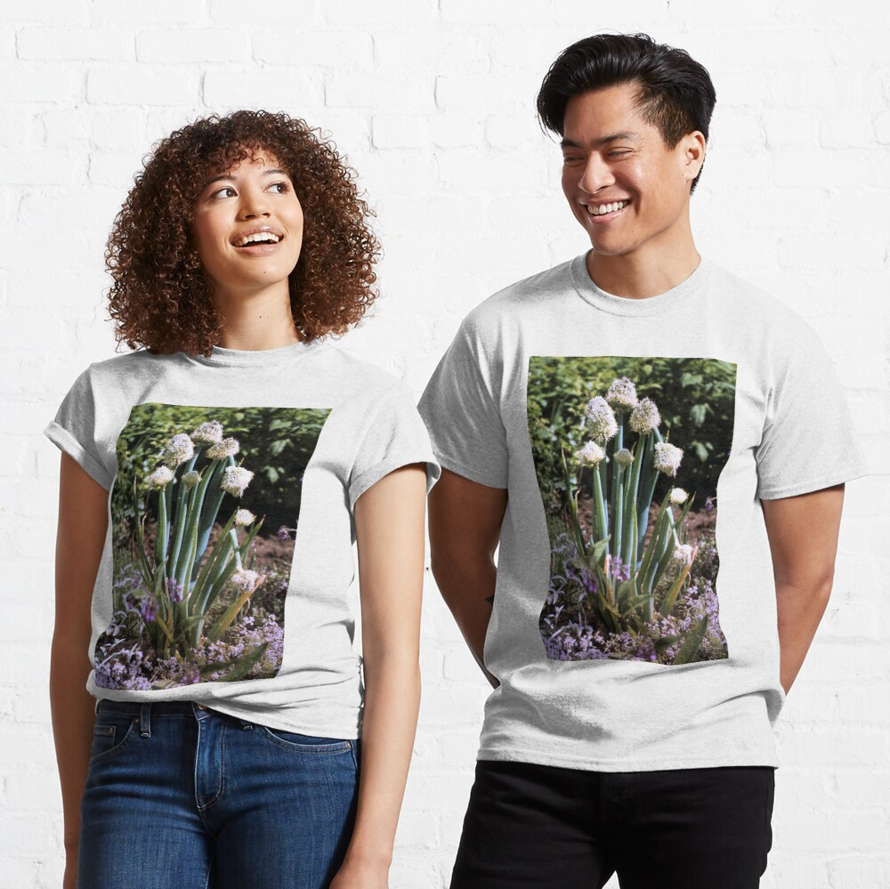 Winter-Heck-Zwiebel Classic T-Shirt