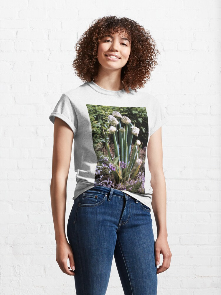 Alternative Ansicht von Winter-Heck-Zwiebel Classic T-Shirt