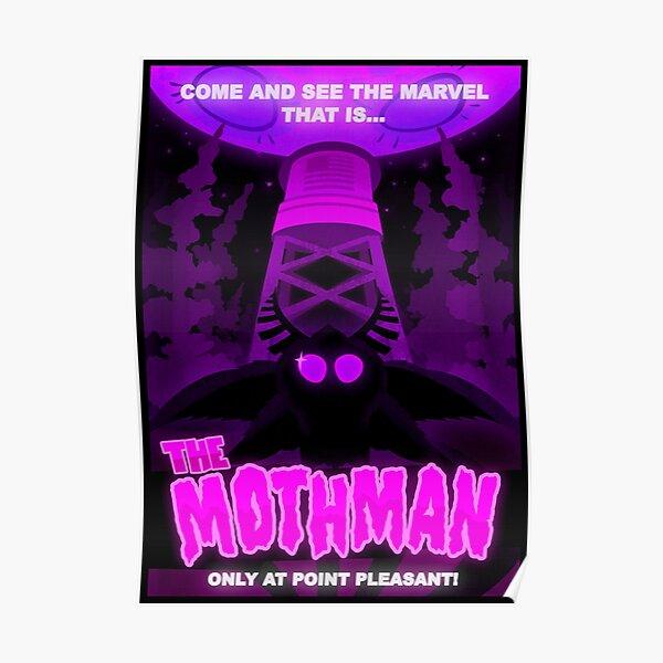 Mothman Poster Poster