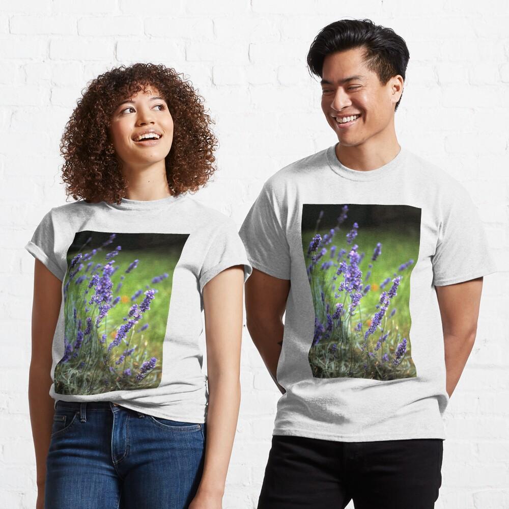 Der Lavendel Classic T-Shirt