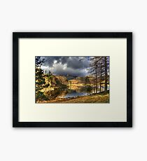 Blea Tarn Revisited Framed Print
