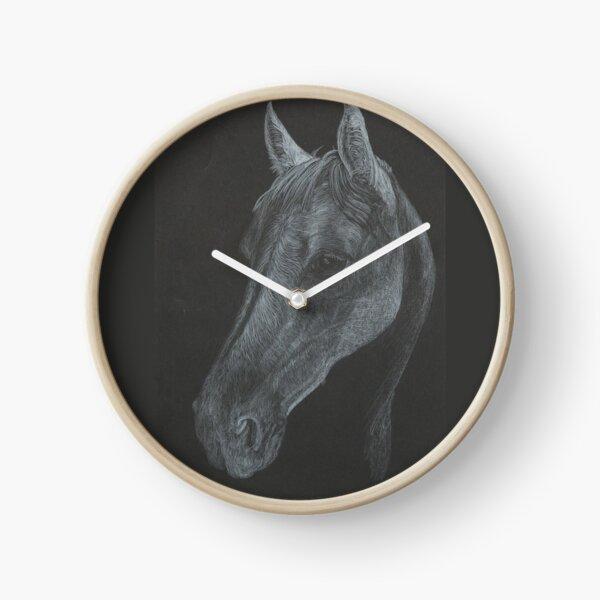 Arabian Knight Clock
