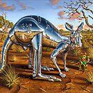 Lucky New Hope Kangaroo by Shane  Gehlert