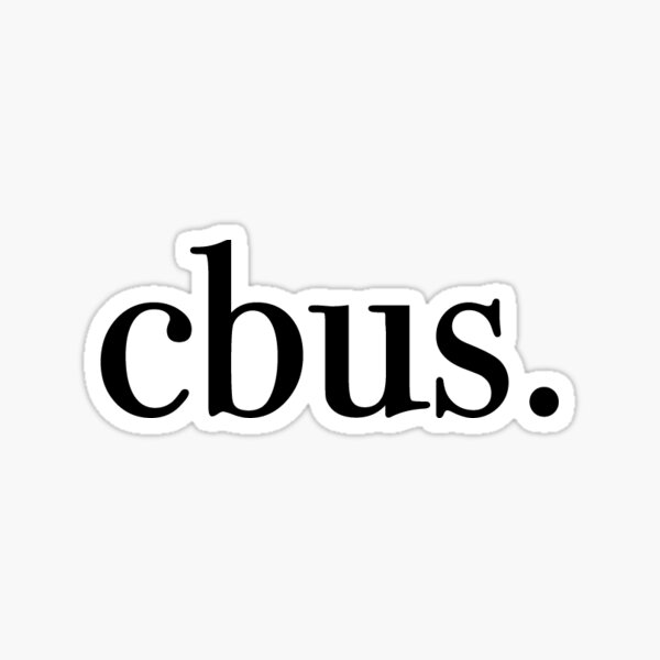 cbus Sticker