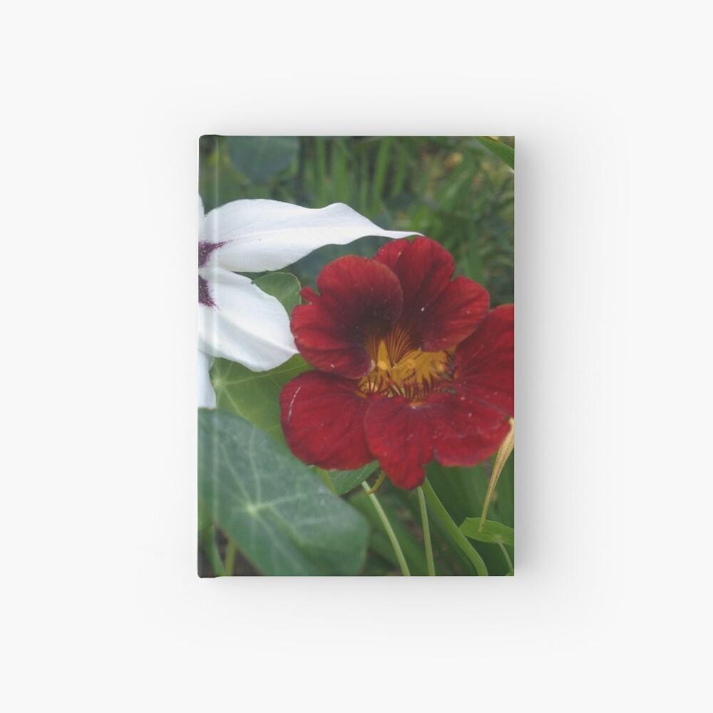 Blüten Notizbuch