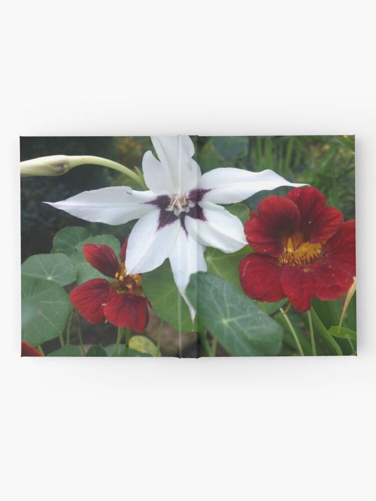 Alternative Ansicht von Blüten Notizbuch