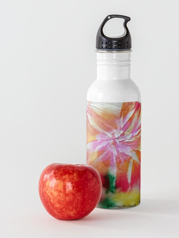 Alternative Ansicht von Batik 2 Trinkflasche