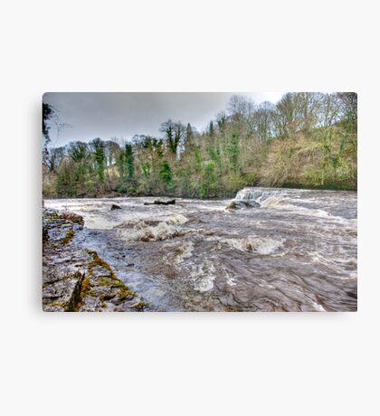 River Ure - Aysgarth-Yorks Dales Metal Print