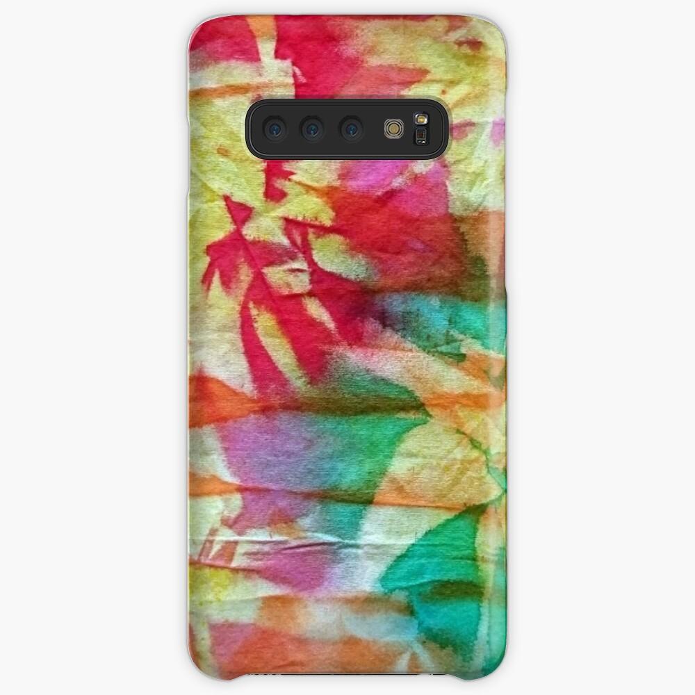 Batik 4 Hülle & Klebefolie für Samsung Galaxy