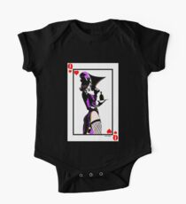 Borderlands Mad Moxxi  Short Sleeve Baby One-Piece