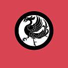 Phoenix / 鳳凰 (Fenghuang) by Thoth Adan