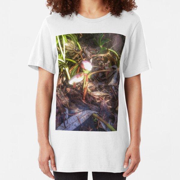 Lenzrose, Knospen Slim Fit T-Shirt