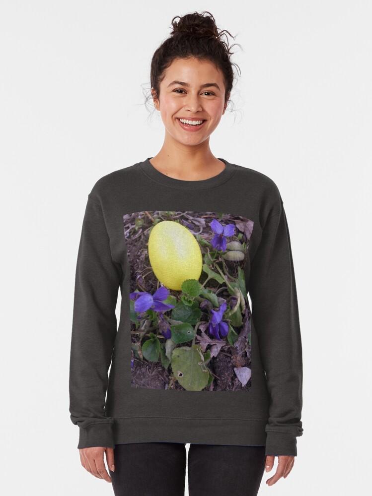 Alternative Ansicht von Oster-Ei Pullover