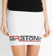 saraTonin Official Logo Apparel Mini Skirt