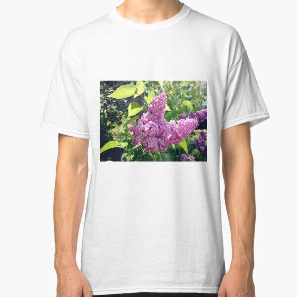 Flieder-Blüte Classic T-Shirt