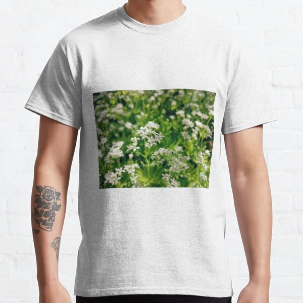 Tender woodruff flower Classic T-Shirt