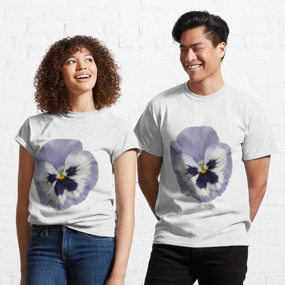 Stiefmütterchen-Blüte 2 Classic T-Shirt
