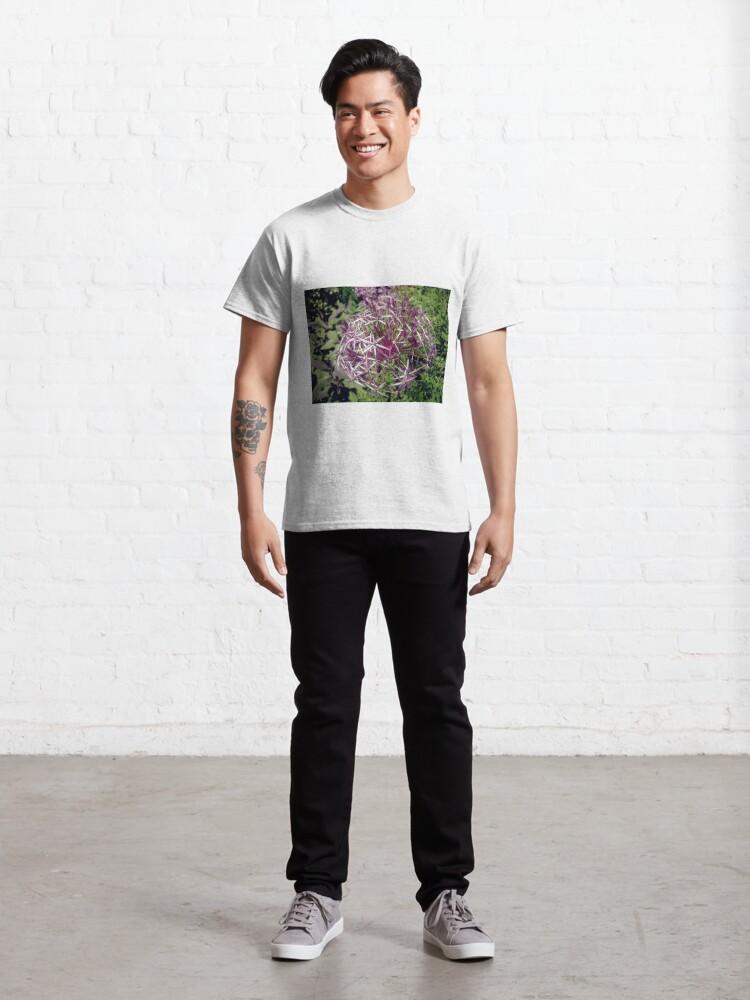 Alternative Ansicht von Zierlauch Classic T-Shirt