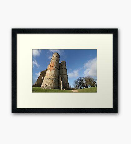 Donnington Castle Framed Print