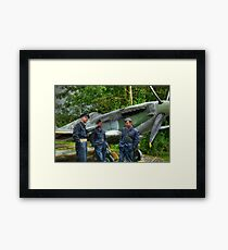 Royal Air Force revisited Framed Print