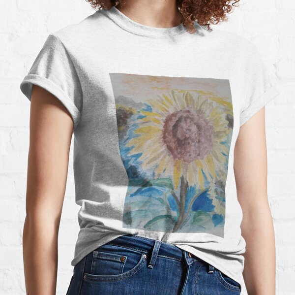 Sunflowers simply  Classic T-Shirt