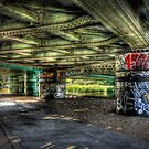 Under The Track by timmburgess