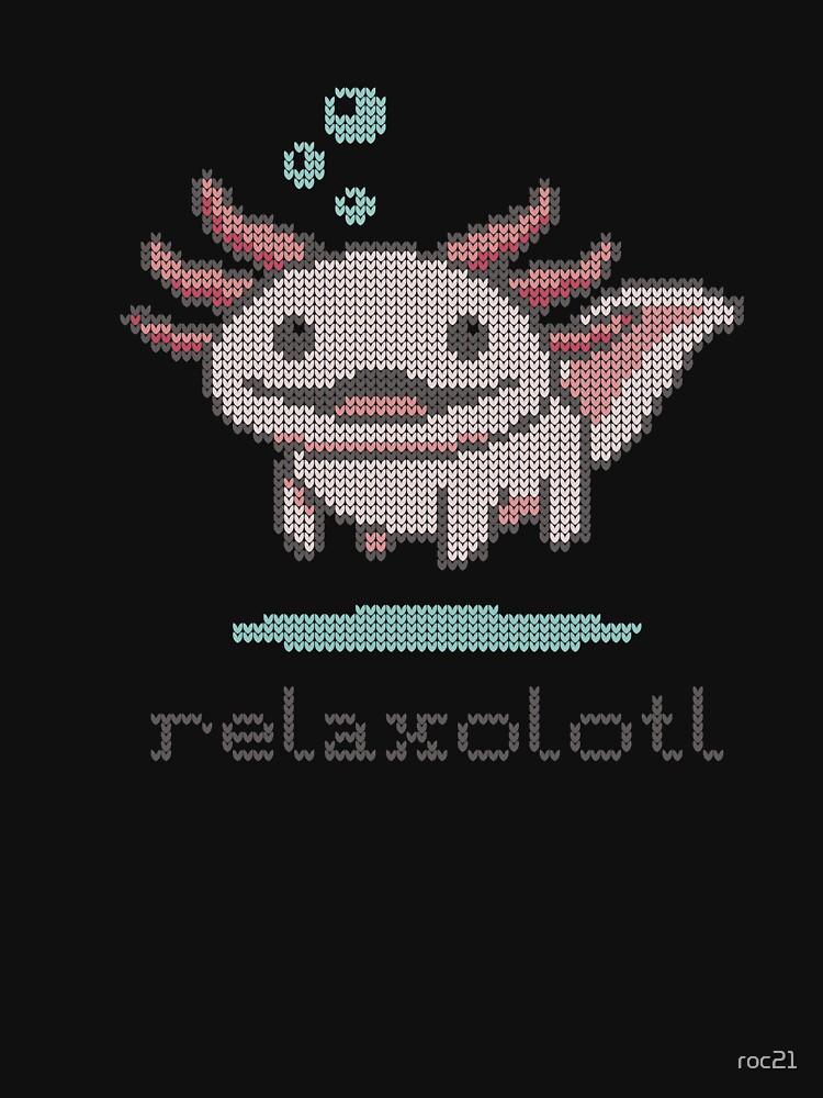Relaxolotl de roc21